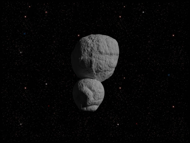 Ultima Thule stock photo