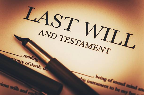 last will and testament - will stock photos and pictures