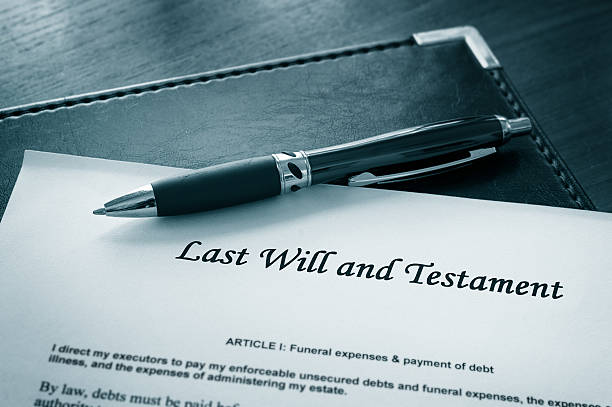 last will - will stock photos and pictures