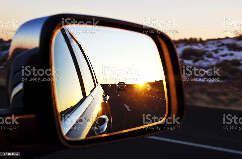 late drive royalty-free stock photo