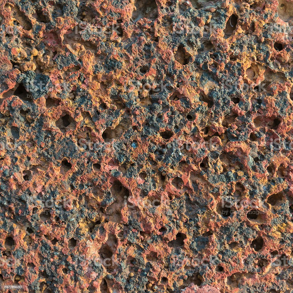 Laterite royalty-free stock photo