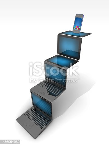 istock Latest Internet Technology 486094960