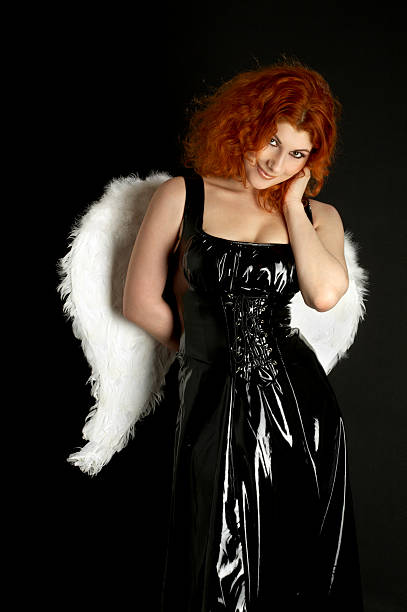 Best Latex Angels Stock Photos, Pictures & Royalty-Free
