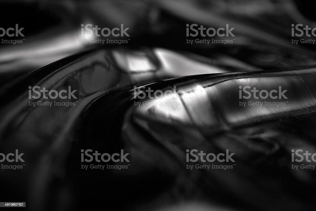 latex shiny background stock photo
