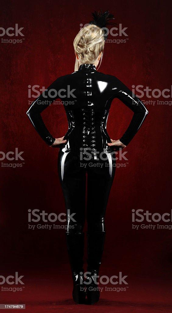 Latex Woman