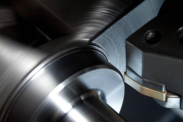 CNC Drehmaschine Bearbeitung – Foto