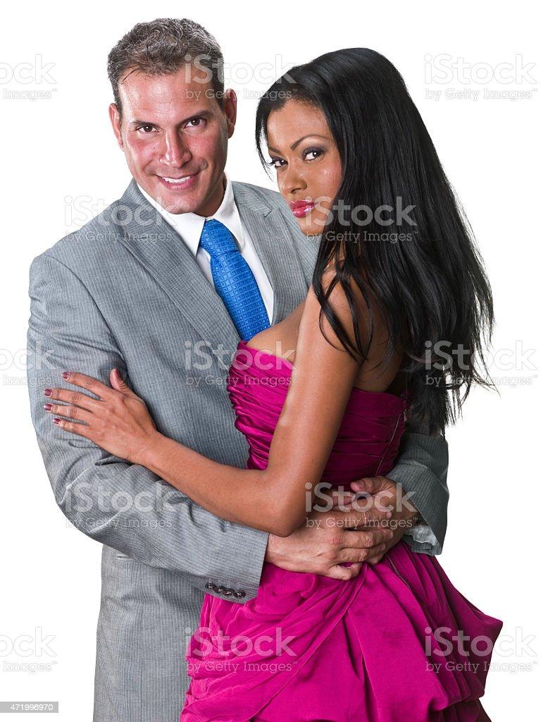 Latin Lover stock photo