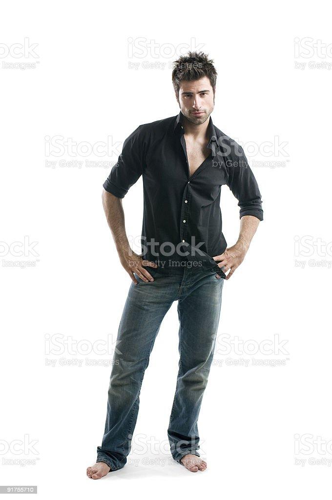 Фото мужчины в полный рост алиса виноградова фото