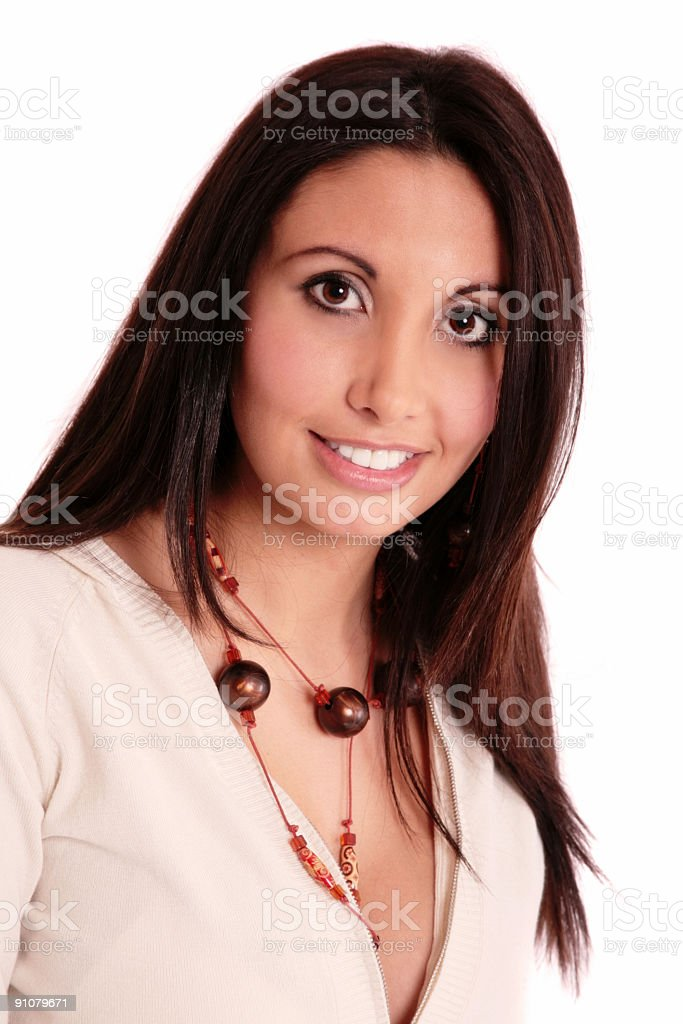 Latina stock photo