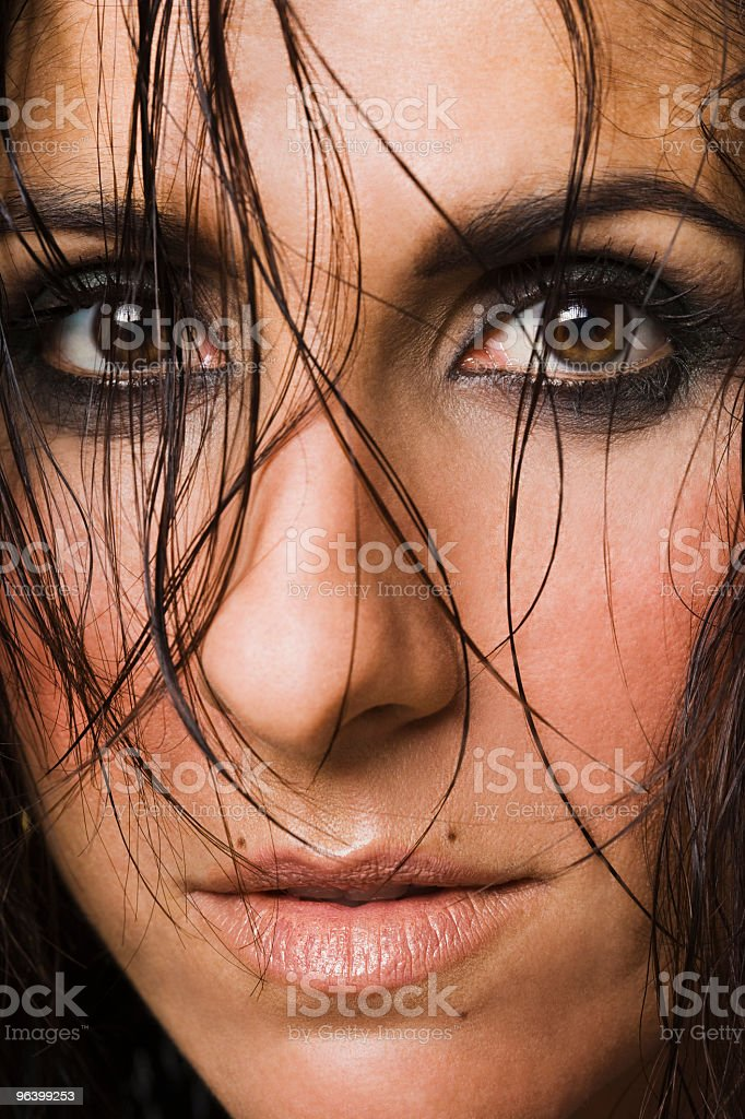 Latin Woman - Royalty-free Adult Stock Photo