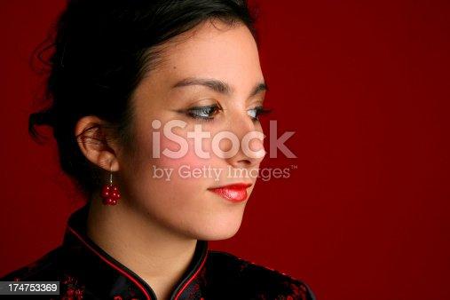 807419930 istock photo Latin Woman Portrait 174753369