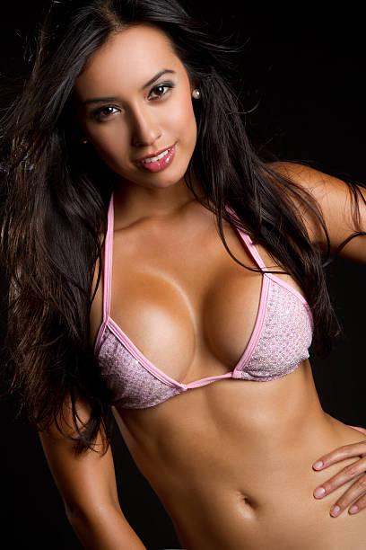Latina bikini model