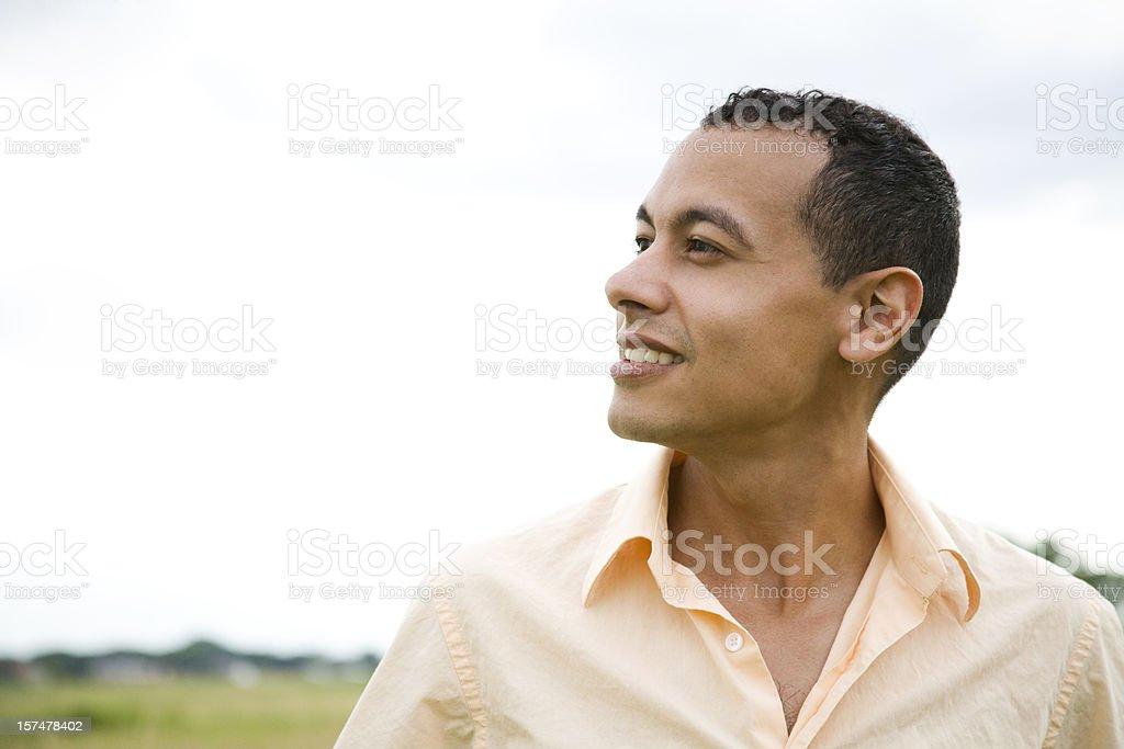 latino male royalty-free stock photo
