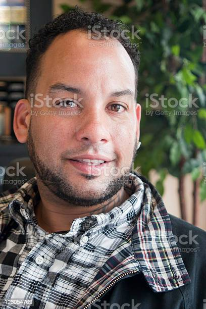 Latino Man Stock Photo - Download Image Now