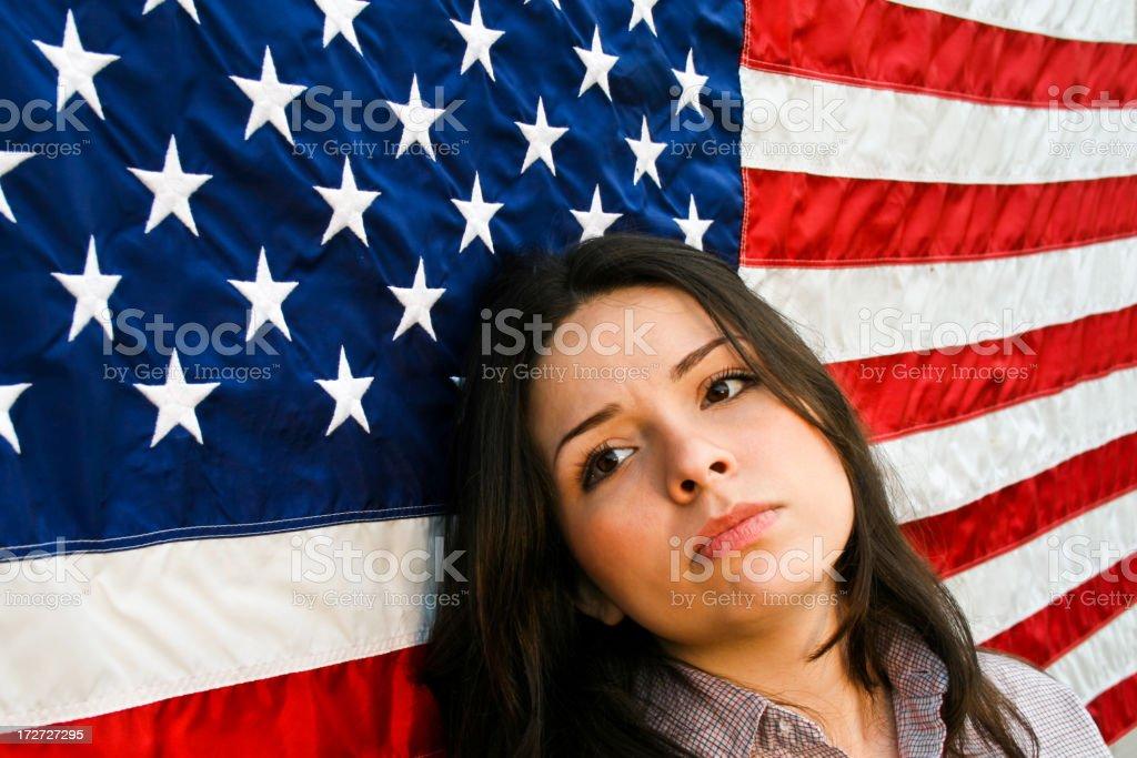 Latin's America stock photo
