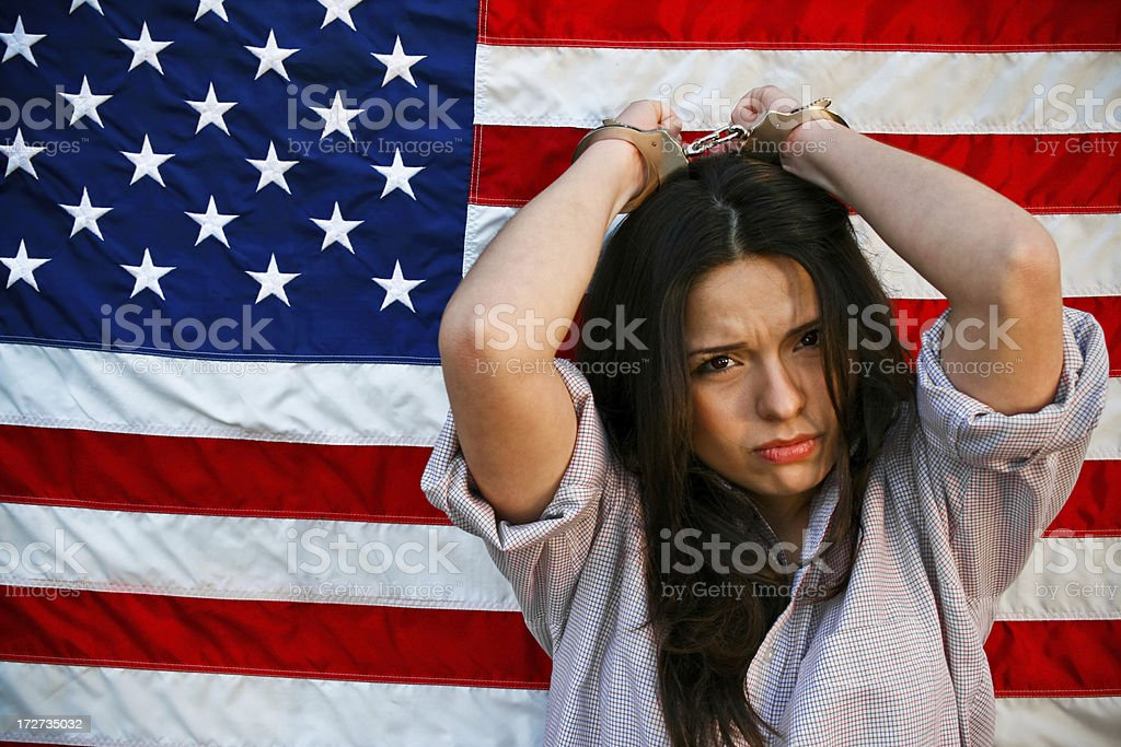 Latin's America royalty-free stock photo