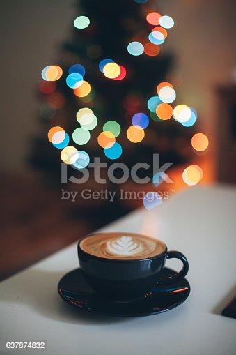 Latte Art and Bokeh