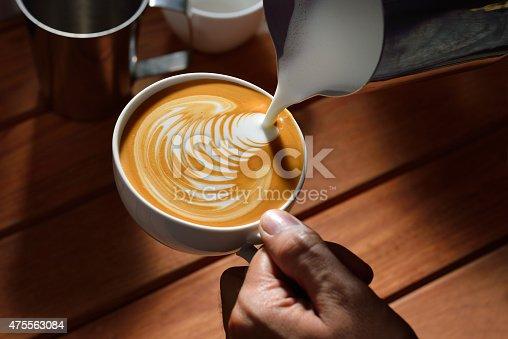 istock Latte art 475563084