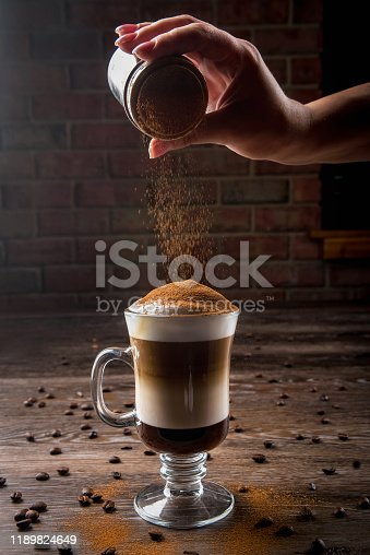 Latte - Coffee / Food and drink concept (Click for more)