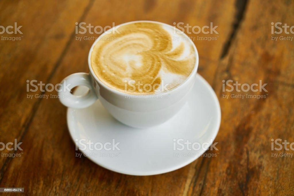 Latte Coffee zbiór zdjęć royalty-free
