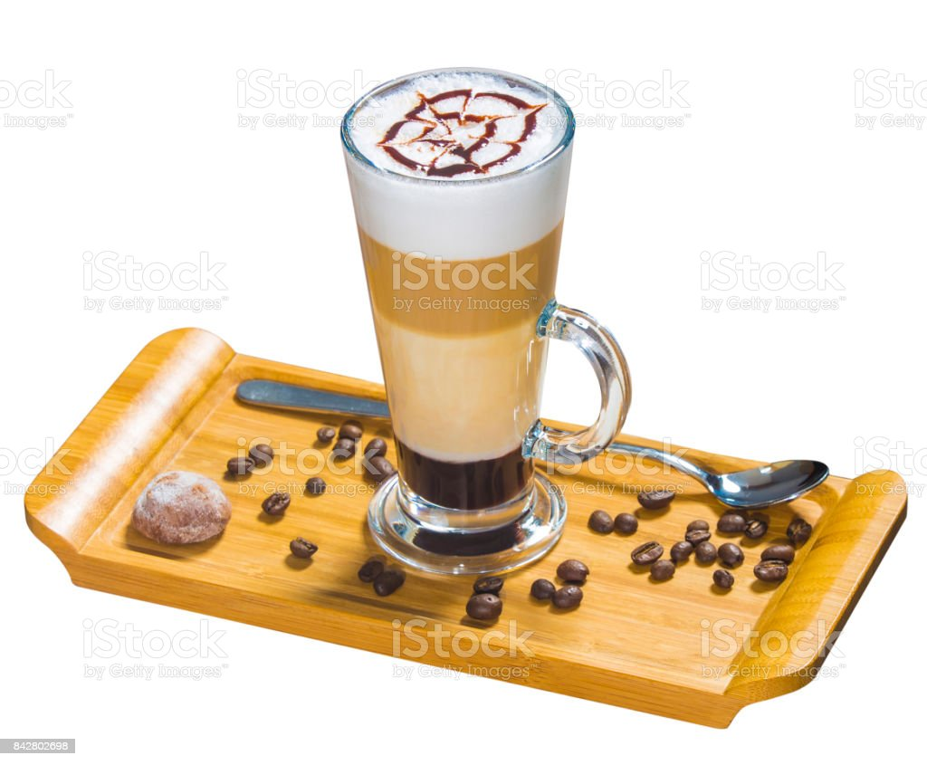 Latte Macchiato Chokolat Stock Photo Download Image Now Istock