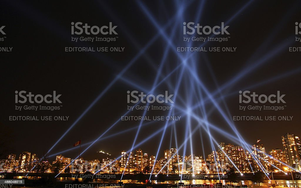 Lattice of Light royalty-free stock photo