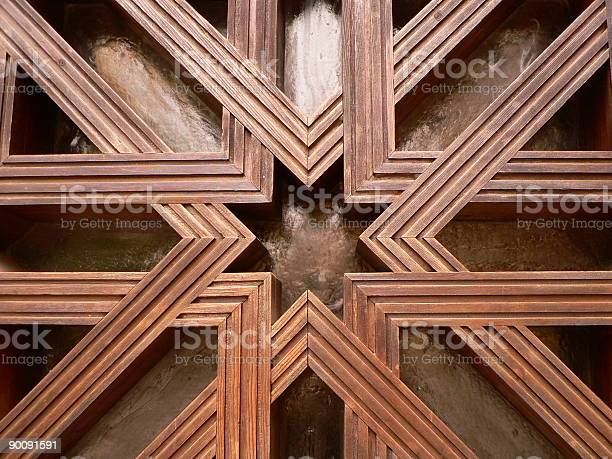 Lattice Stock Photo - Download Image Now