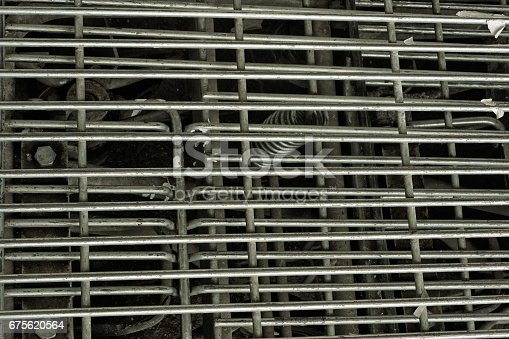477930062istockphoto Lattice steel mechanistic structure 675620564