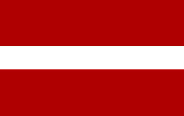 Latvia flag stock photo