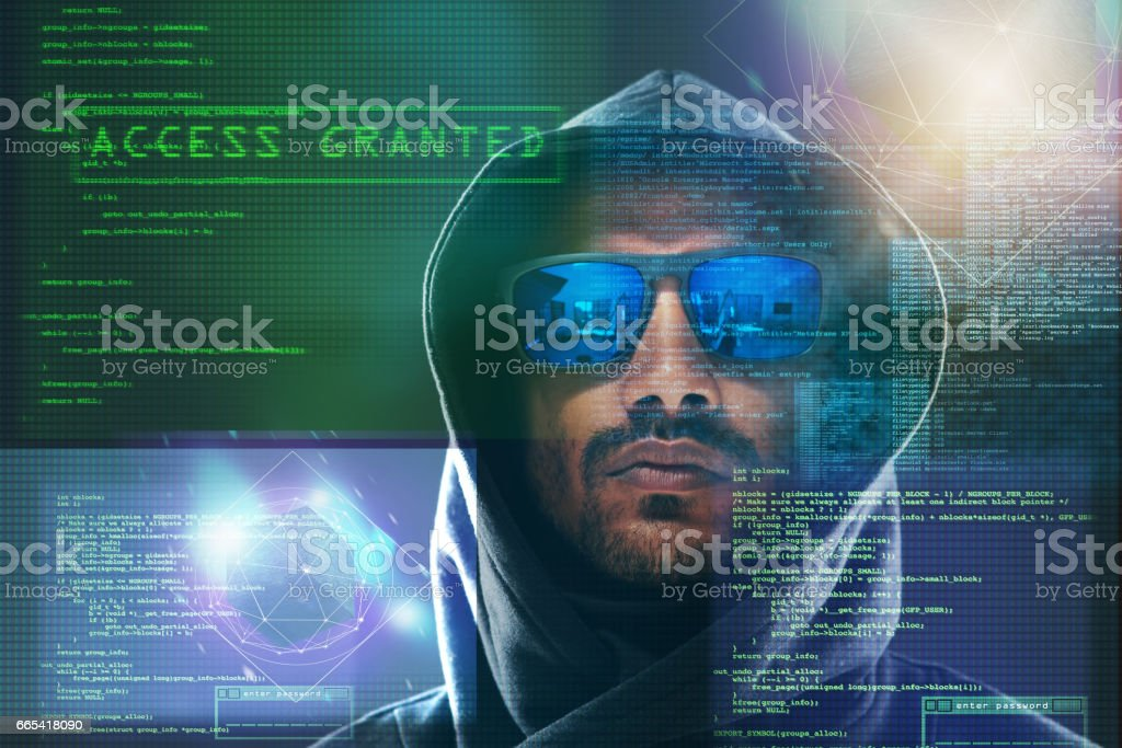 I laugh at your puny firewall stock photo