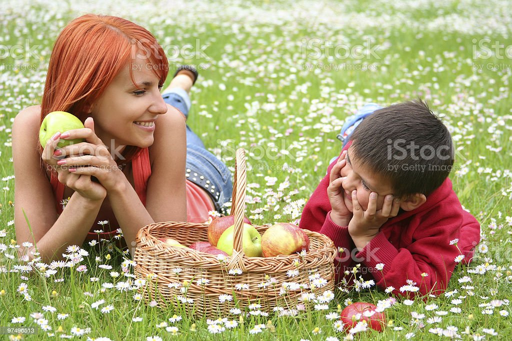 laugh royalty-free stock photo