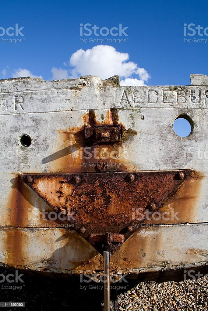 Laughing Boat stock photo