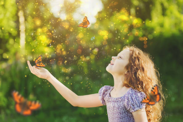 Laughing cute child with a butterfly on his hands picture id855706272?b=1&k=6&m=855706272&s=612x612&w=0&h=p0tjru525s1to zs4lvtuwpyucwq2exhb nrnybhw5e=