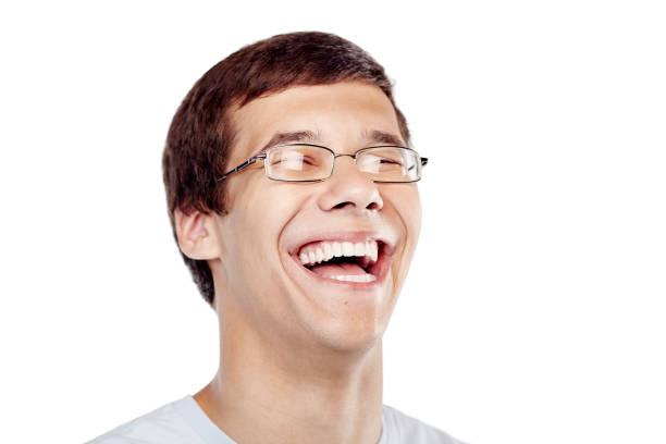 Lachendes Gesicht – Foto