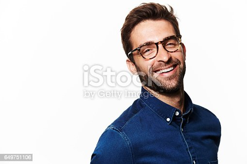 649754038 istock photo Laughing in blue 649751106