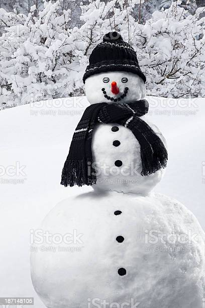 Photo of Laughing Snowman