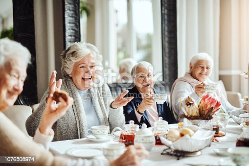 1053414472istockphoto Laughter and friendship, important ingredients in the recipe of life 1076508974
