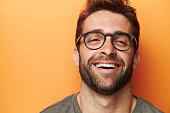 istock Laughter man 649754038