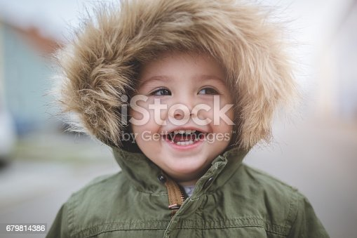 istock Laughter of a child 679814386