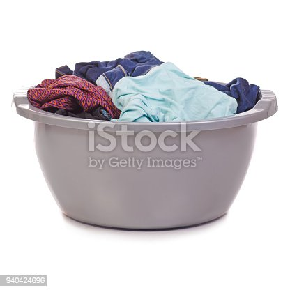 460589747 istock photo Laundry basket dirty wash clean 940424696