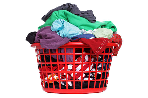 Image result for washing basket of clothes