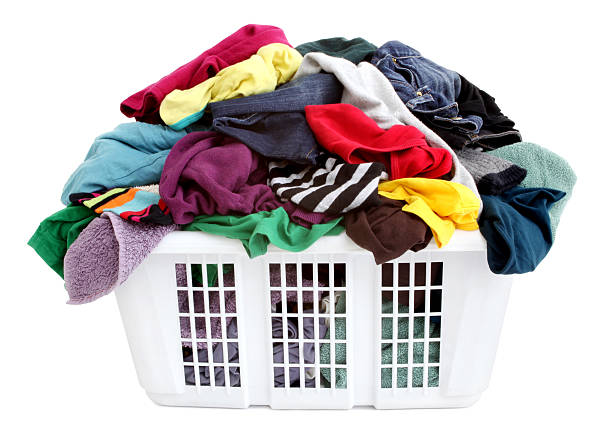 Laundry basket Laundry basket laundry basket stock pictures, royalty-free photos & images