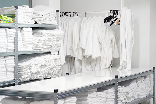Laundry hotel cleaning services
