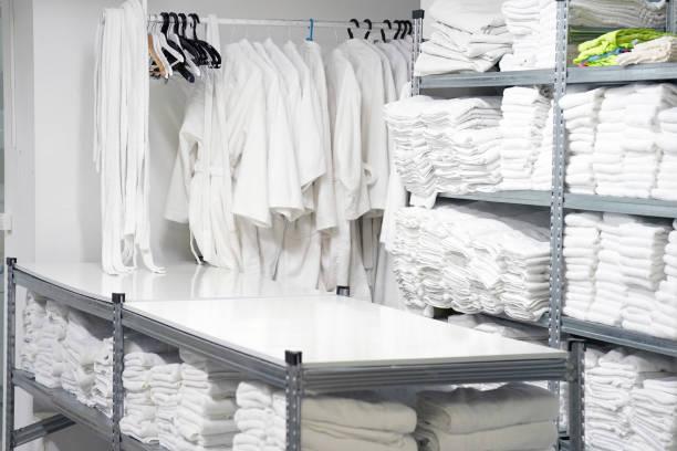 Wäscherei Reinigung – Foto
