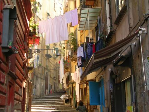 Laundry in Naples