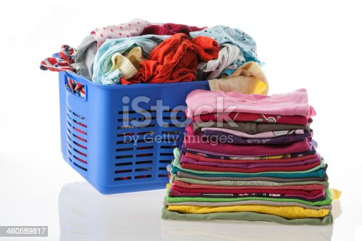 460589747 istock photo Laundry 460589817
