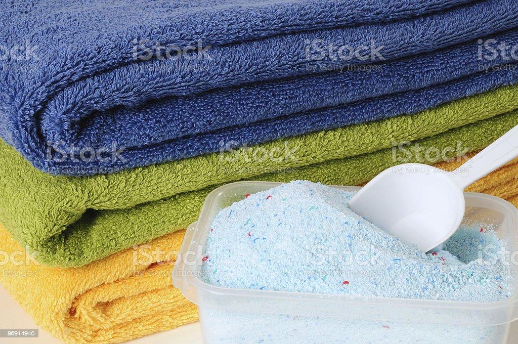 Laundry. royalty-free stock photo