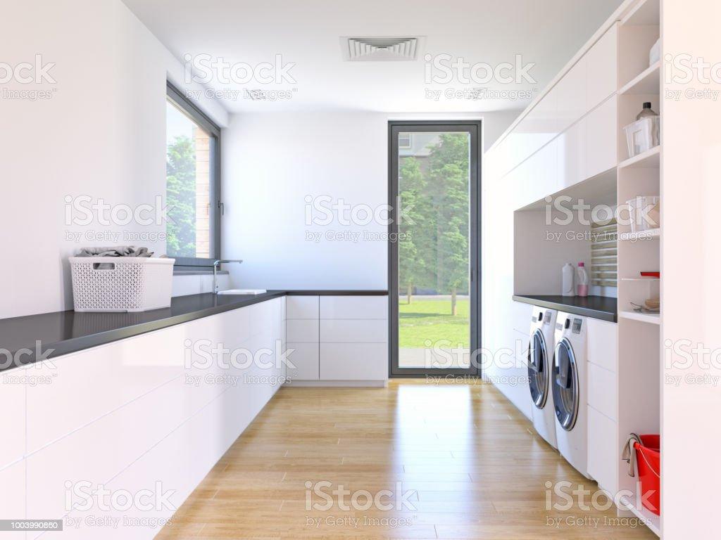 Wäscherei Zimmer – Foto