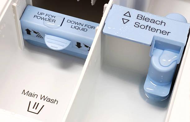 Wäscherei Seifenspender – Foto