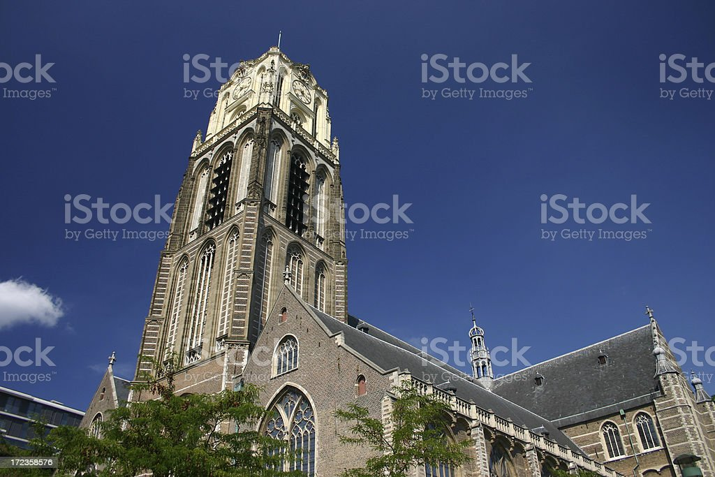 Laurens Church 2 royalty-free stock photo